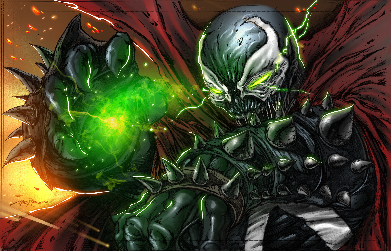 Res: 3000x1922, HD Wallpaper | Background Image ID:861447.  Comics Hellspawn