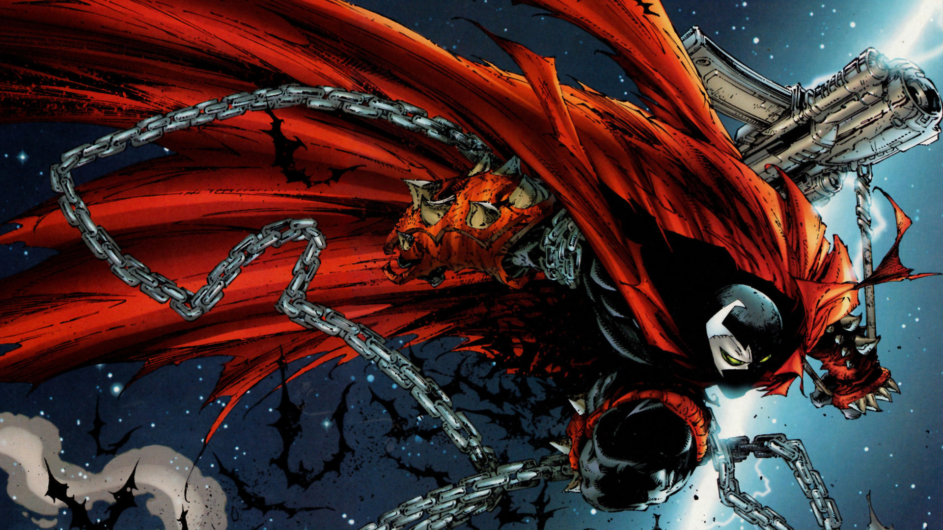 Res: 1920x1080, Hellspawn Wallpaper Picture