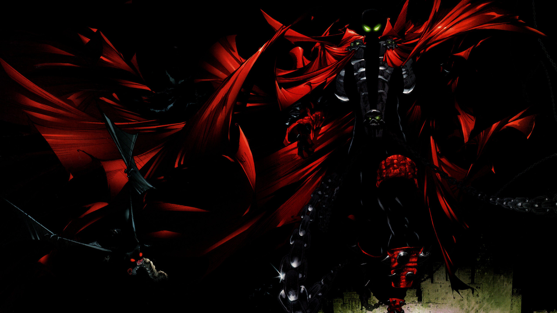Res: 1920x1080, The Omega Spawn