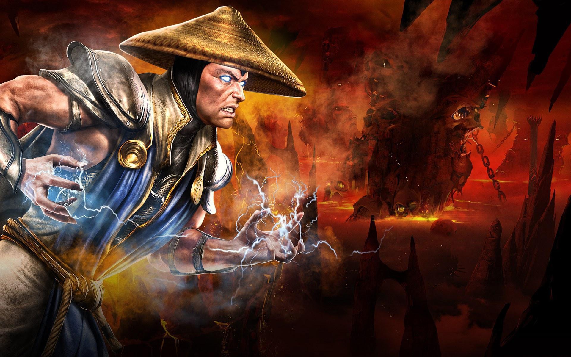 Res: 1920x1200, Mortal Kombat
