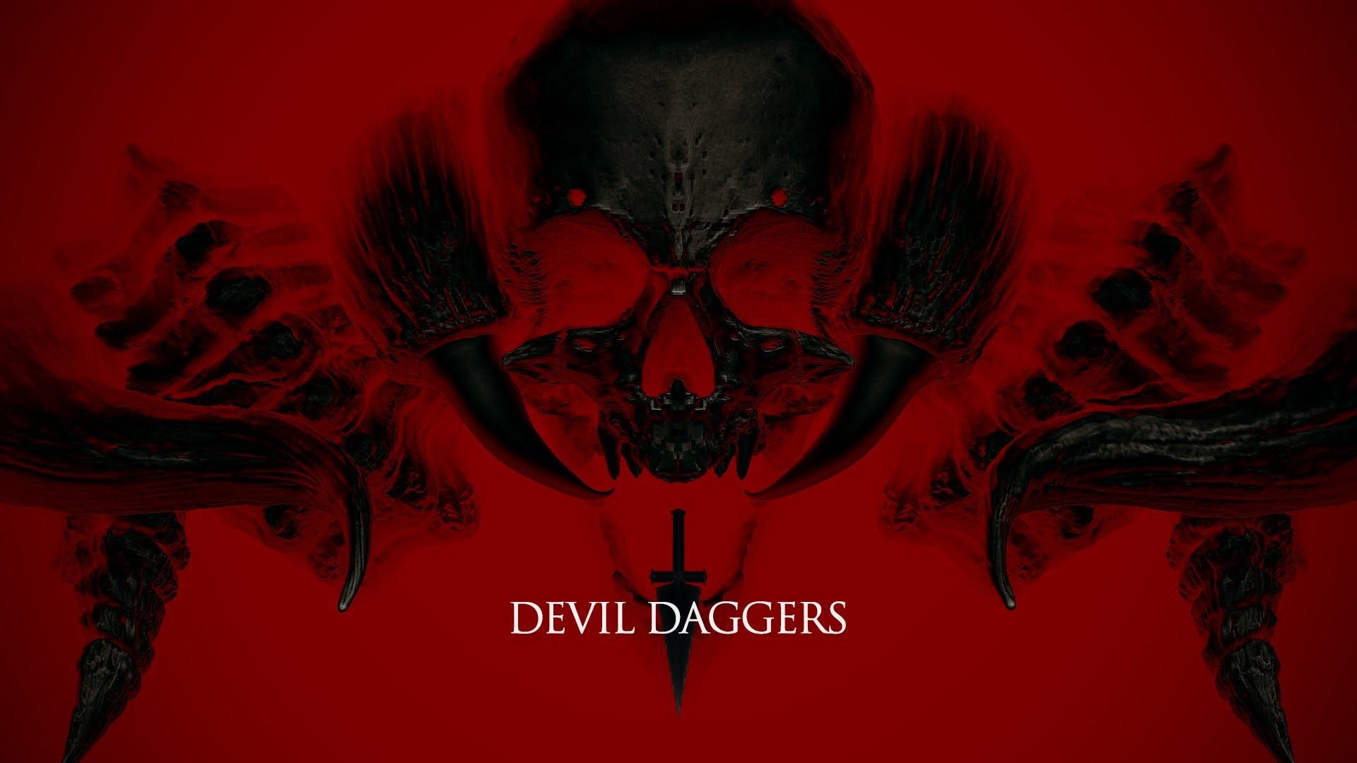 Res: 1920x1080, Devil Daggers HD