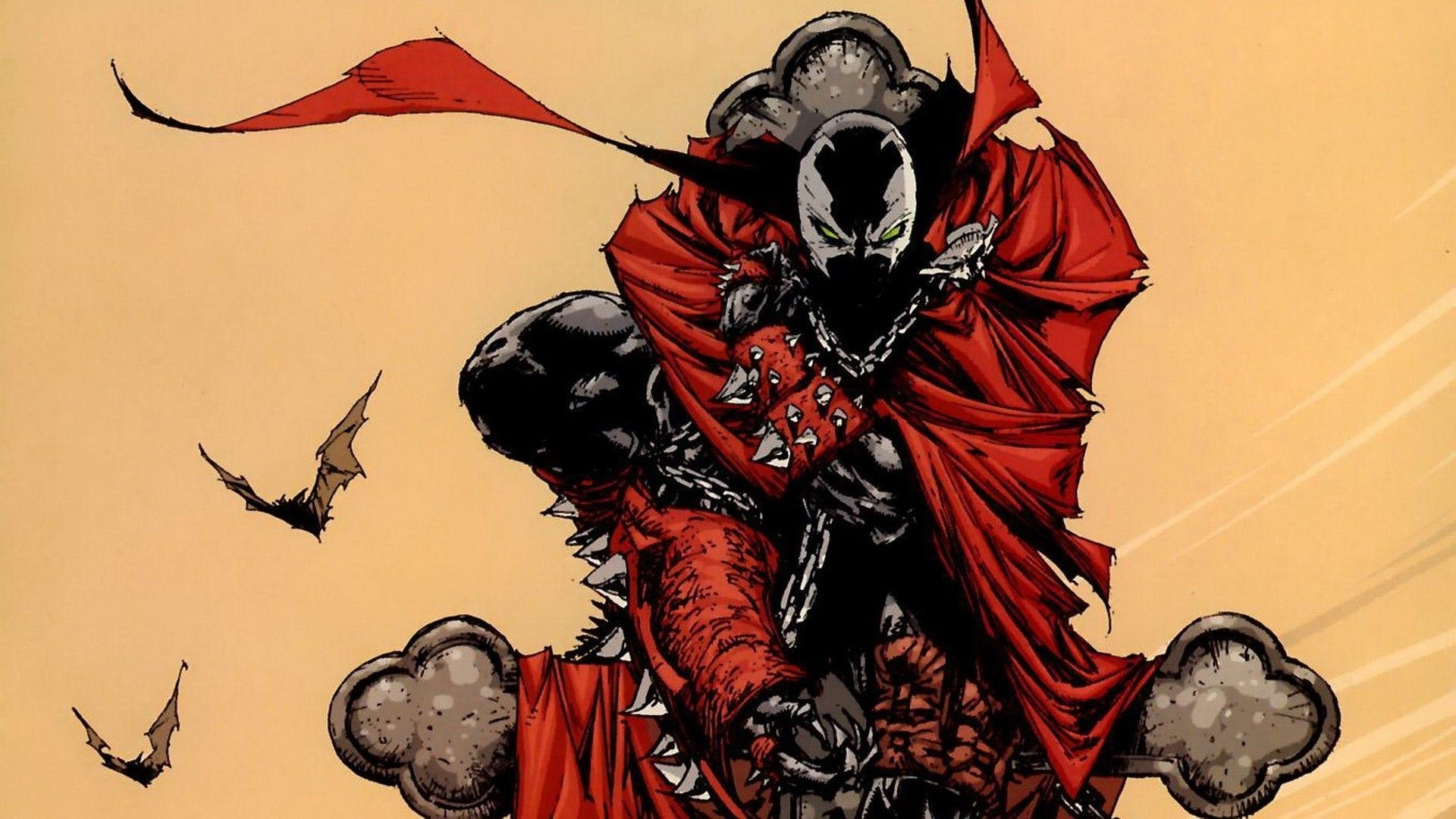 Res: 1920x1080, Rumours of Upcoming Spawn Film Come to Light | CGMagazine