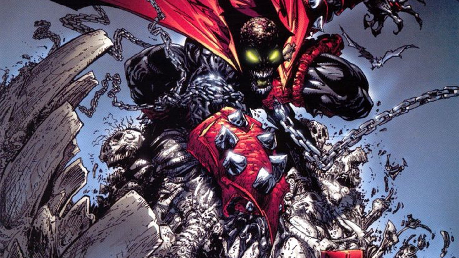 Res: 1920x1080, It seems like a lot of fans have been worried about this new Spawn film  that is being directed by Todd McFarlane because it is going to have such a  low ...