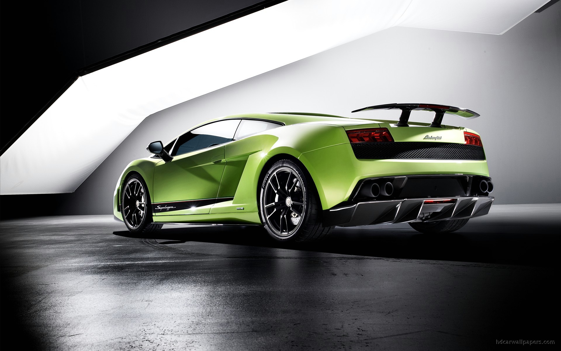 Res: 1920x1200, 2011 Lamborghini Gallardo LP 570 4 Superleggera 3