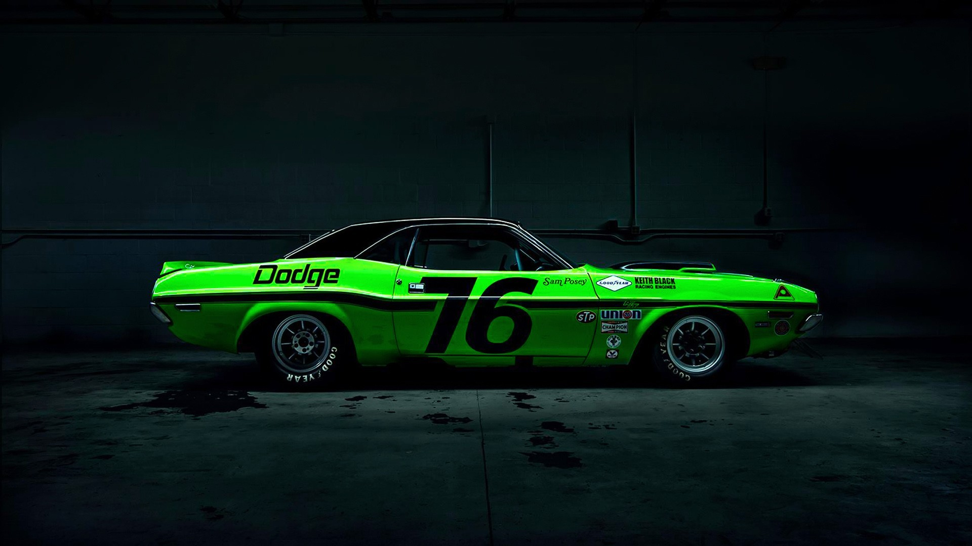Res: 1920x1080, Tags: Racing Dodge Challenger Drag