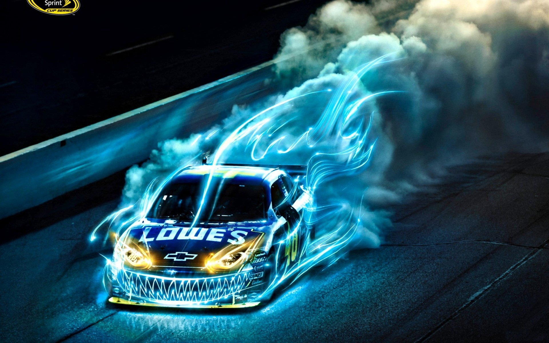 Res: 1920x1200, drag racing chevy lowes. DOWNLOAD. Wallpaper image details :