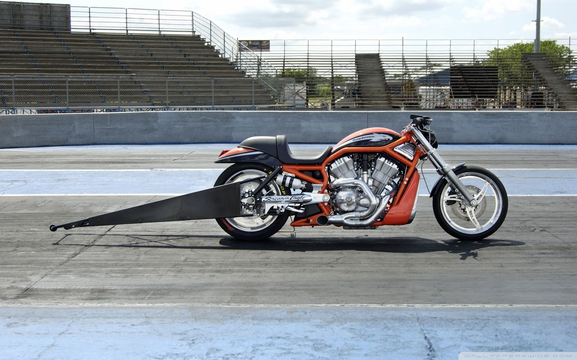 Res: 1920x1200, Harley Davidson Dragster 2 HD Wide Wallpaper for 4K UHD Widescreen desktop  & smartphone