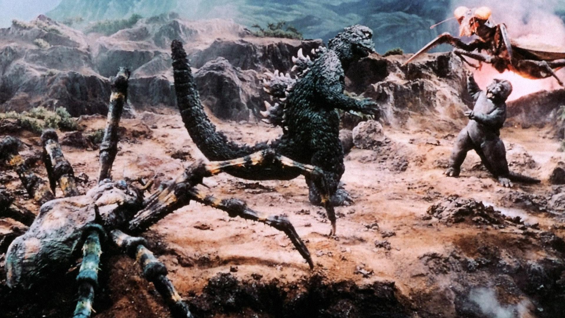 Res: 1920x1080, Son-of-Godzilla-Wallpapers-2.jpg