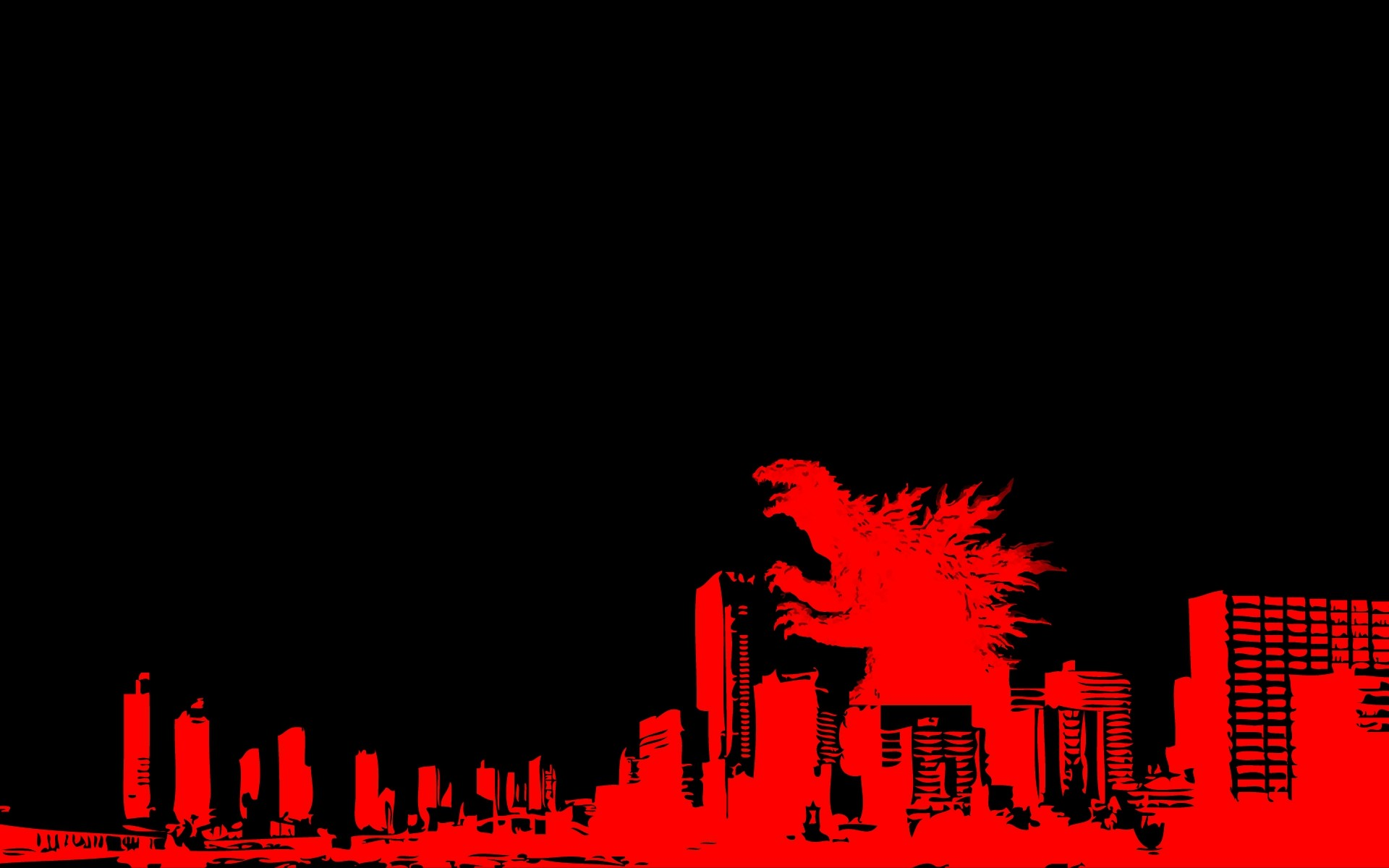 Res: 1920x1200, Godzilla Wallpapers HD Pictures Download.