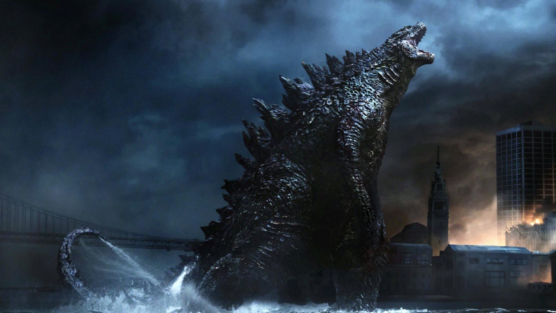 Res: 1920x1080, Godzilla