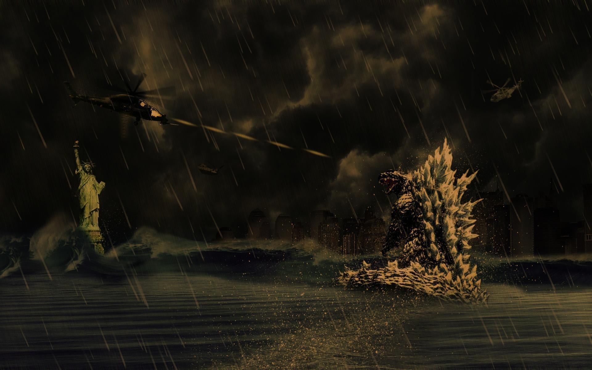 Res: 1920x1200, Godzilla wallpapers HD