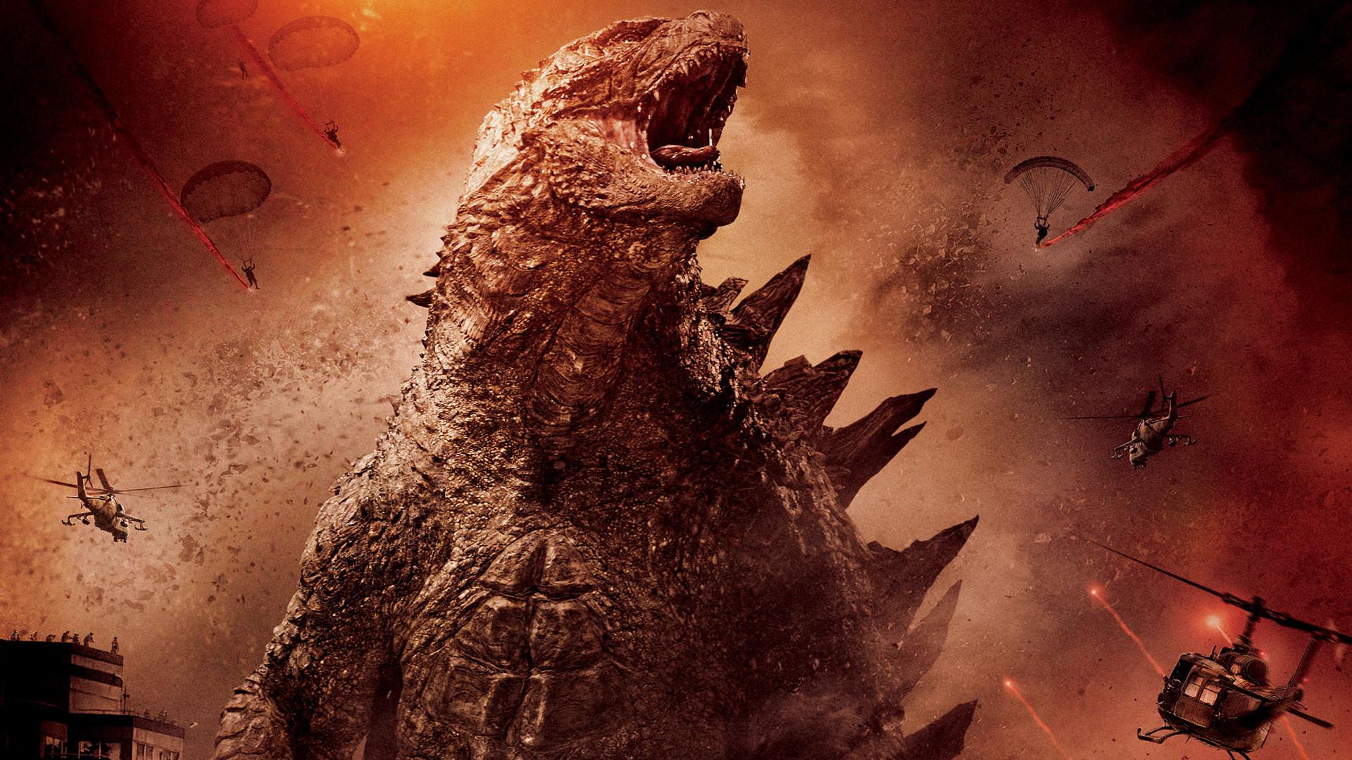 Res: 1920x1080, Godzilla Blog