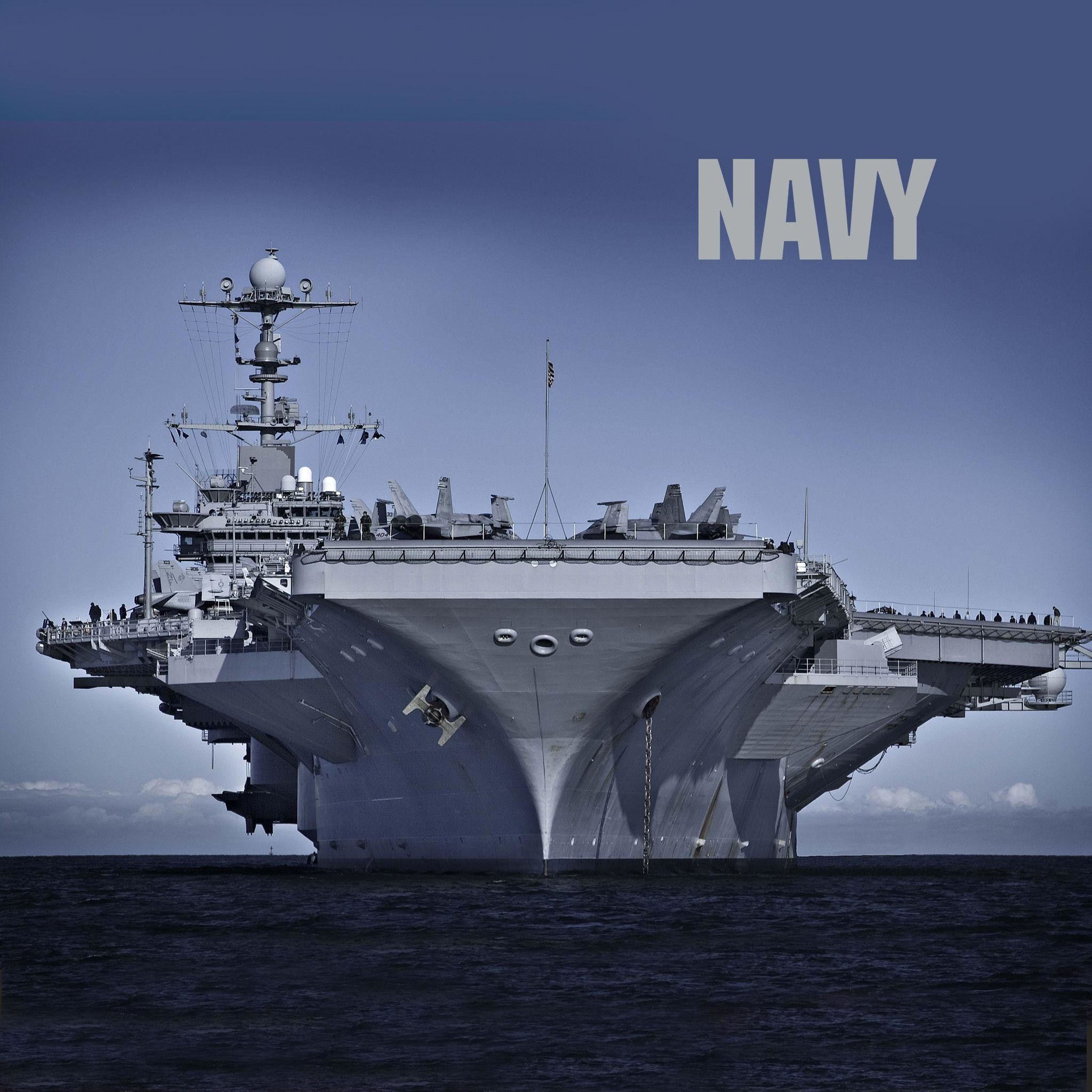 Res: 2048x2048, US Navy Wallpaper for your New iPad with Retina Display.
