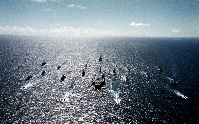 Res: 2880x1800, US Navy fleet wallpaper