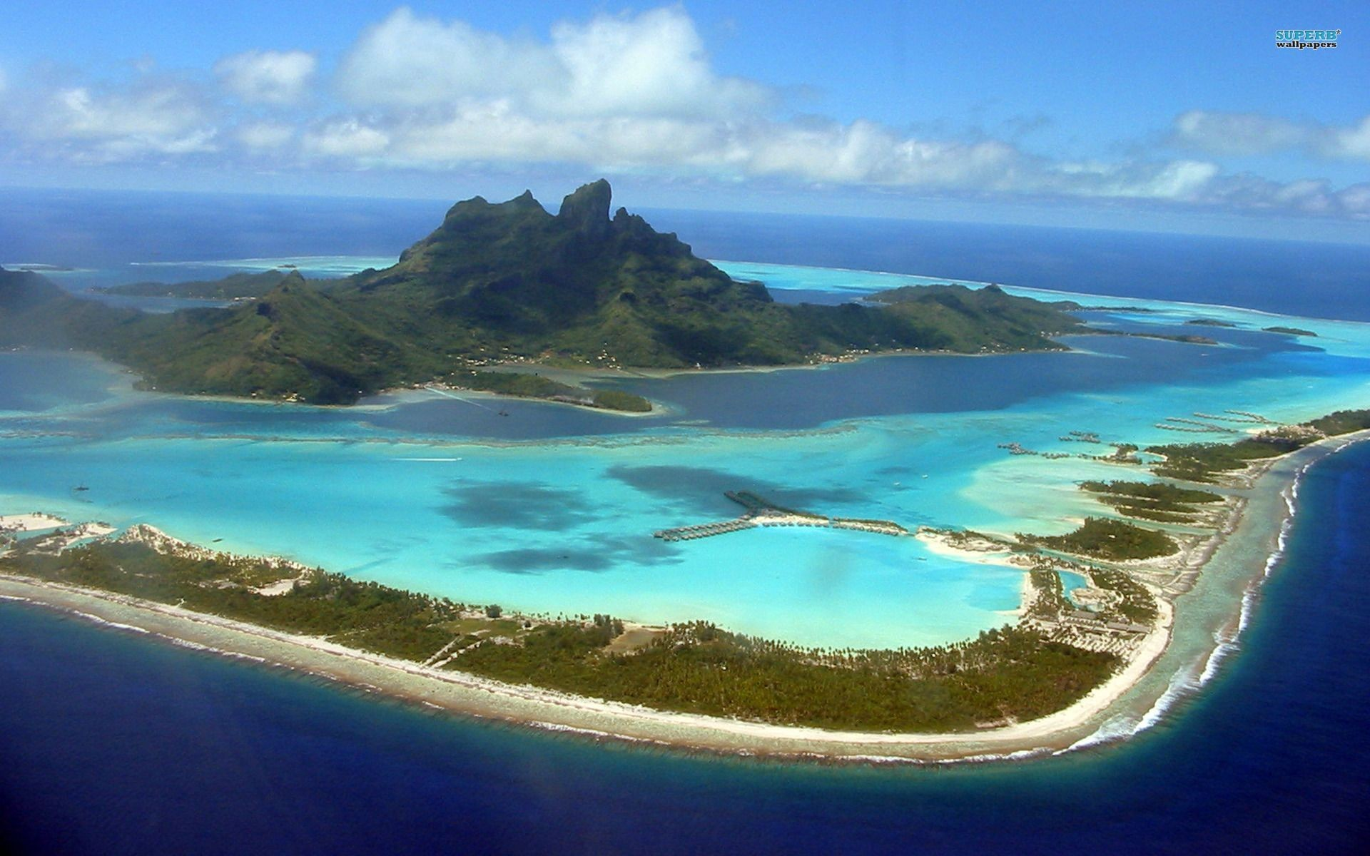 Res: 1920x1200, High Quality Bora Bora Wallpapers – Full HD Pictures for desktop and mobile