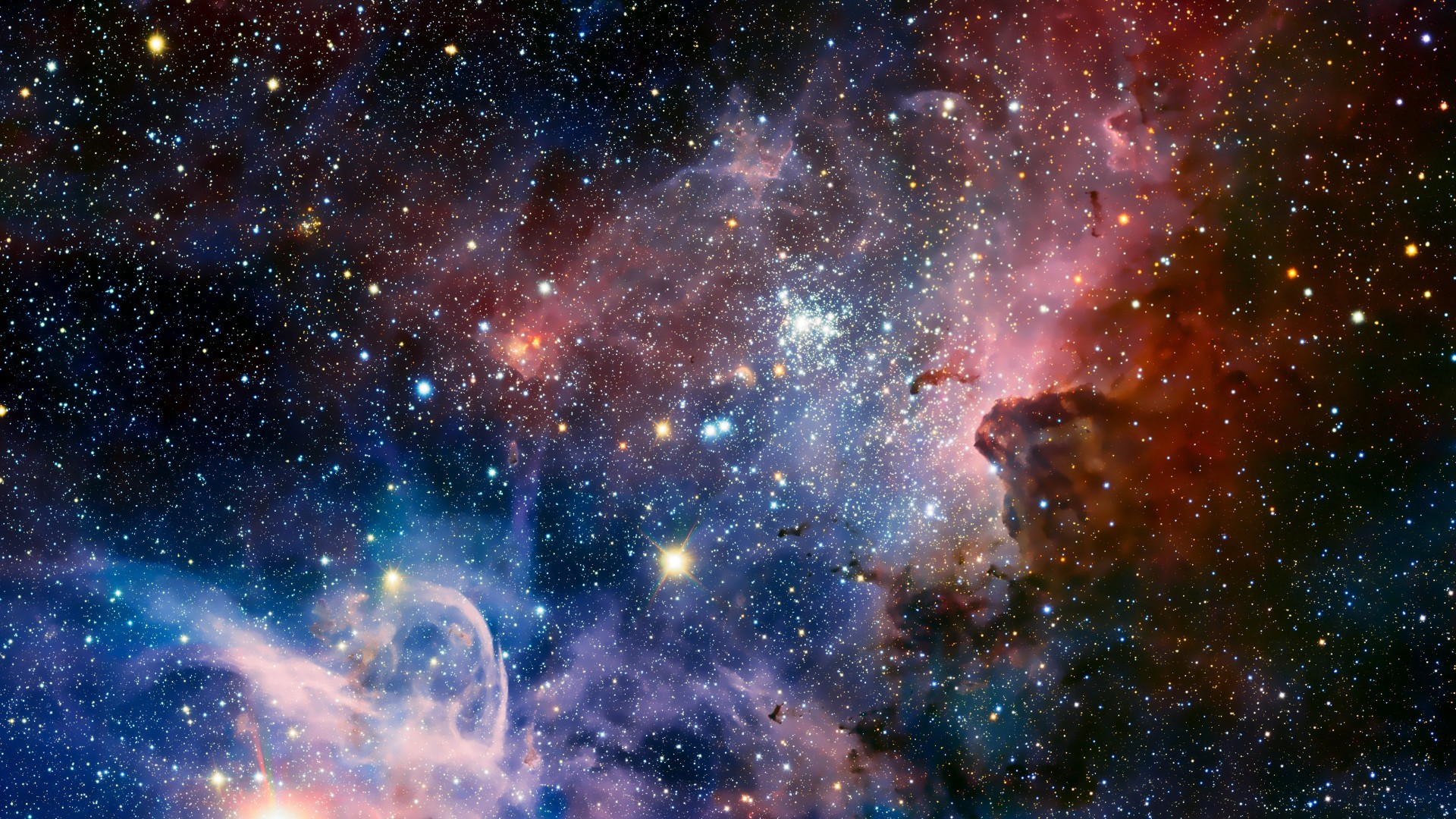Res: 1920x1080, Carina Nebula HD wallpaper