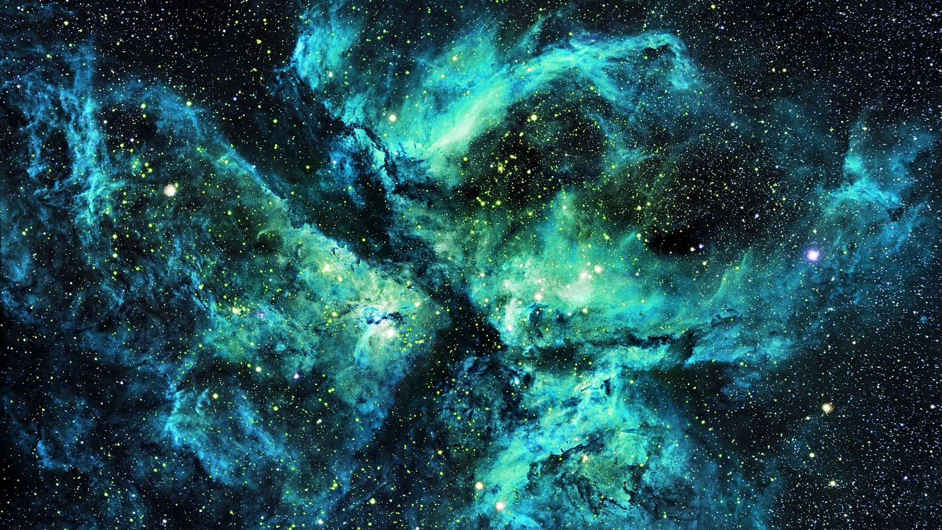 Res: 1920x1080, Sci Fi - Nebula Stars Space Wallpaper