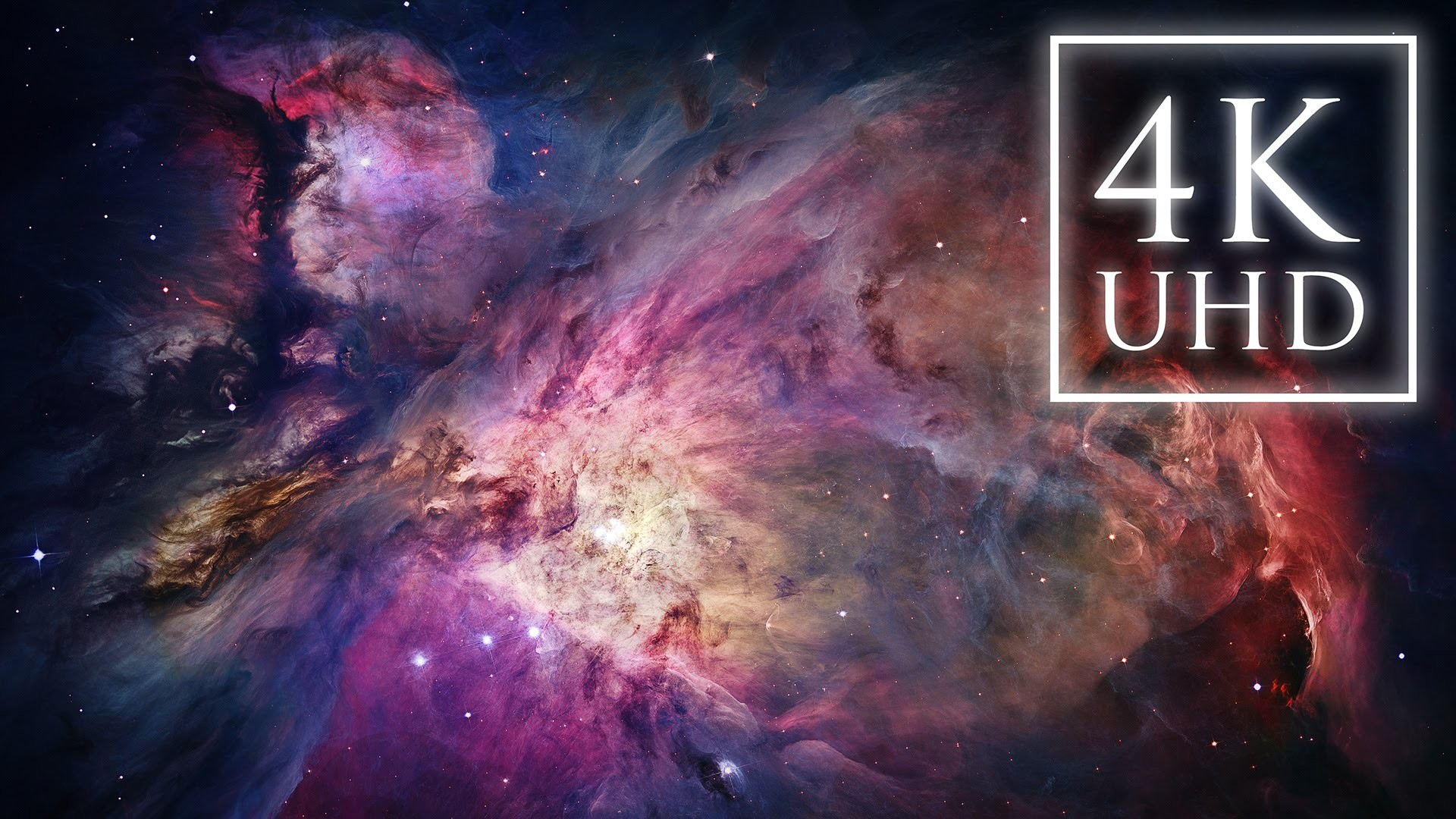 Res: 1920x1080, ... HDQ Fantastic Backgrounds of Orion Nebula ...