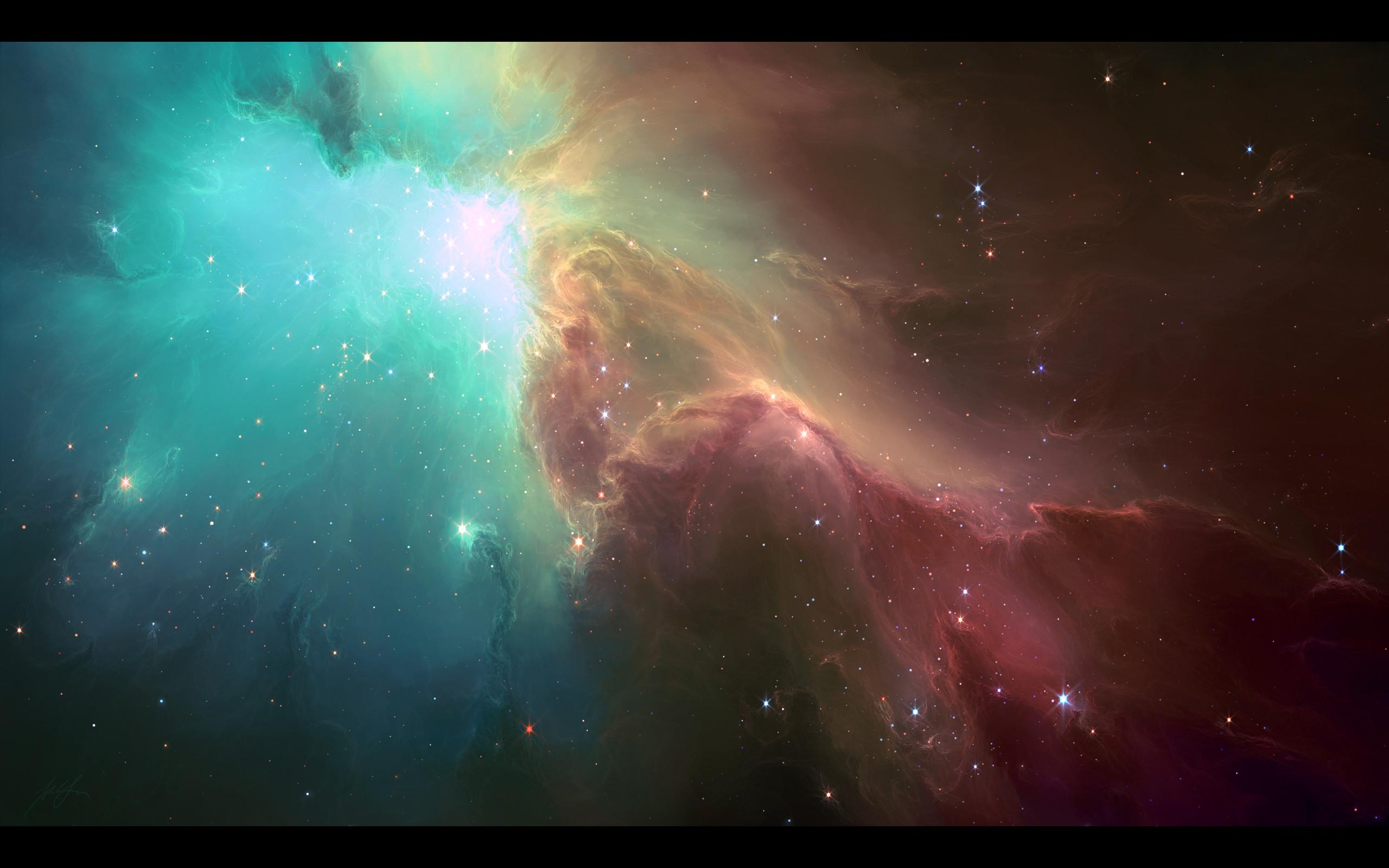 Res: 2560x1600, Nebula