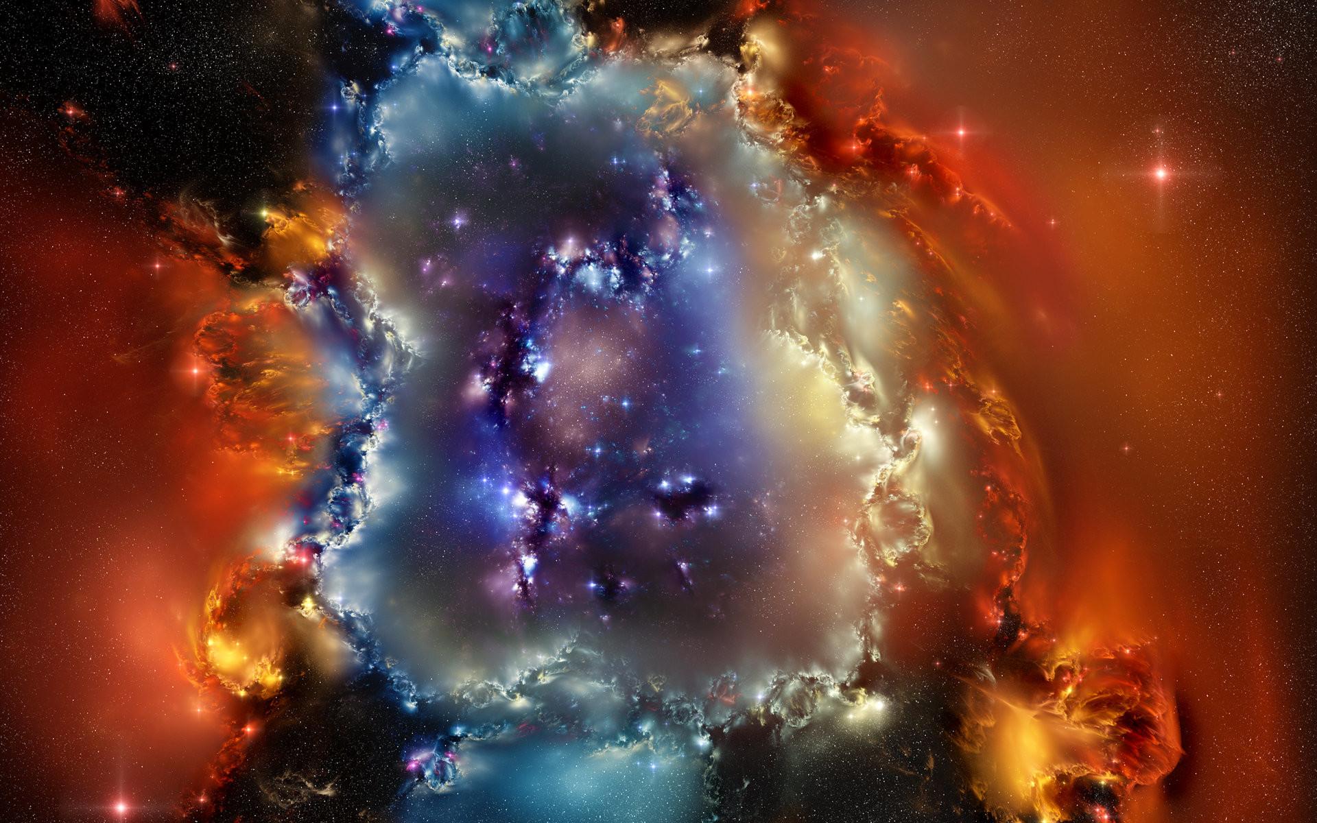 Res: 1920x1200, Gorgeous Nebula Wallpaper