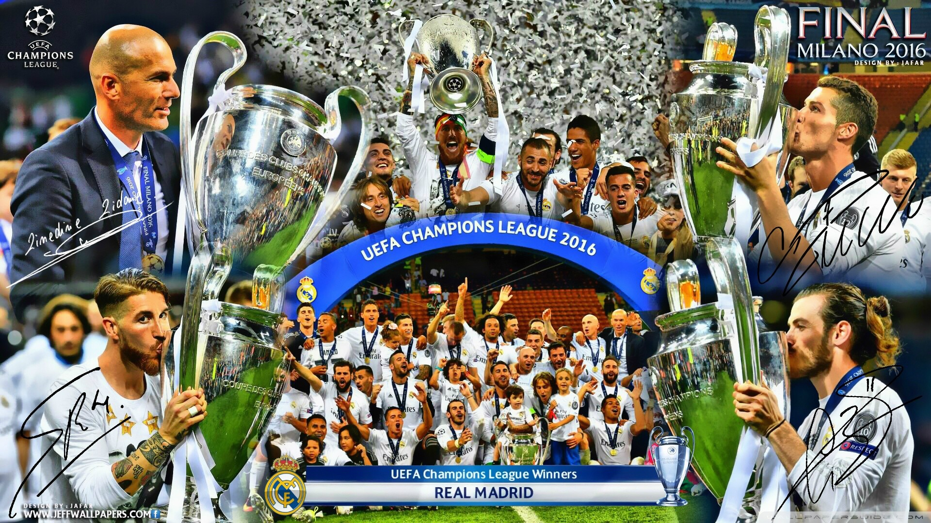 Res: 1920x1080, REAL MADRID CHAMPIONS LEAGUE…