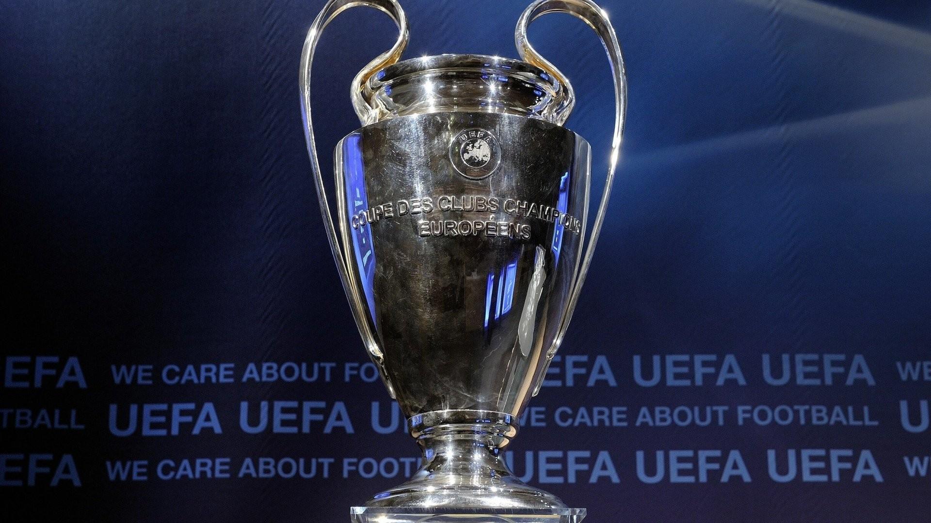 Res: 1920x1080, Uefa Champions League Trophy