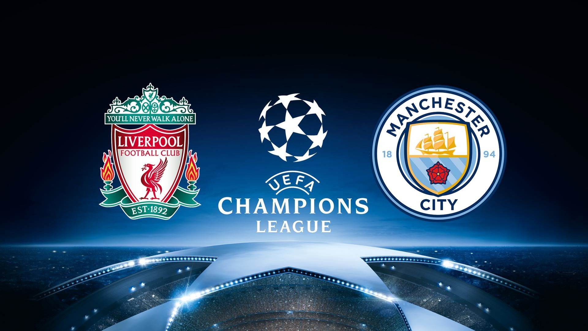 Res: 1920x1080, Sport | UEFA Champions League - FC Liverpool - Manchester City