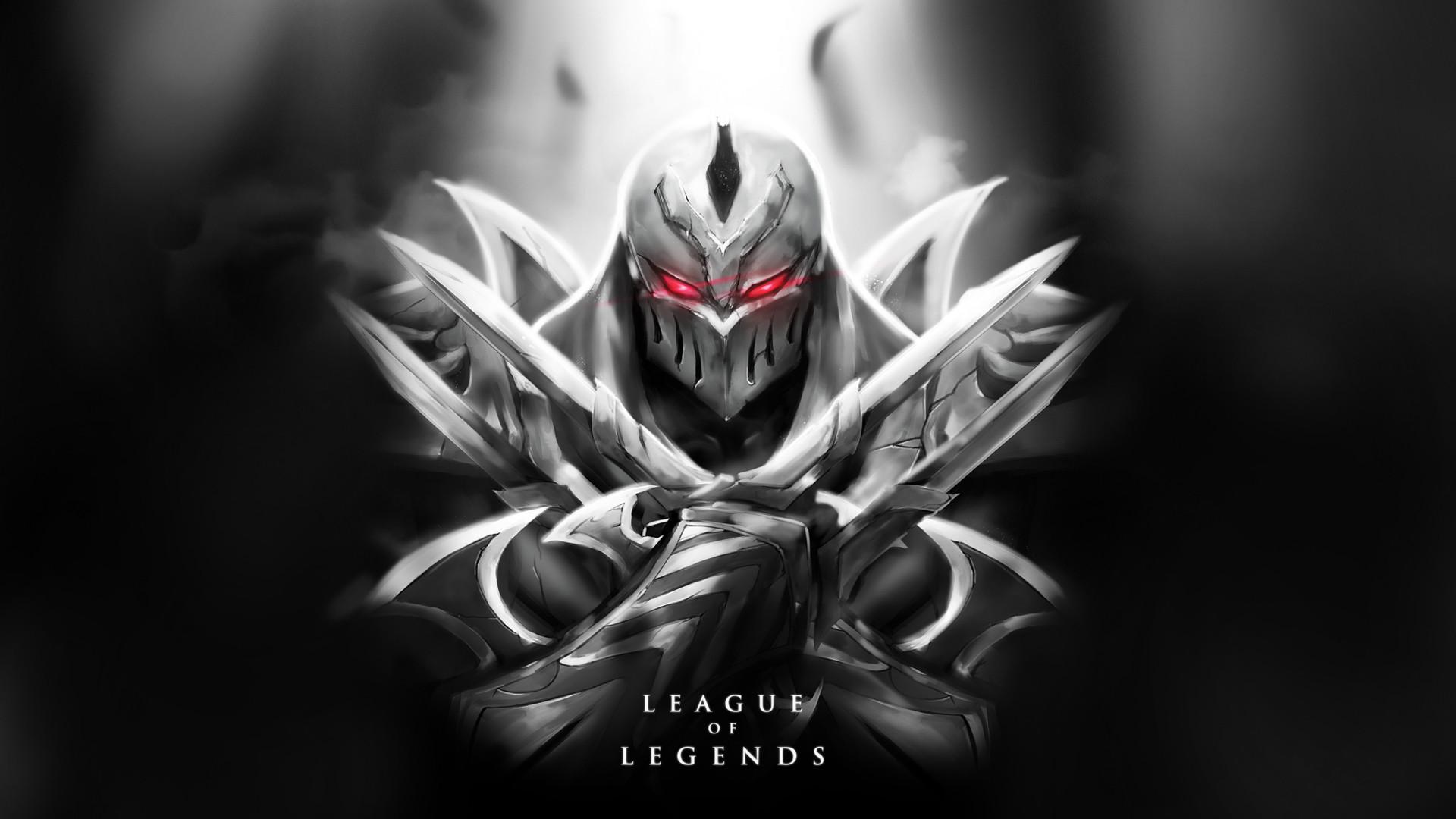Res: 1920x1080, zed art champion league of legends