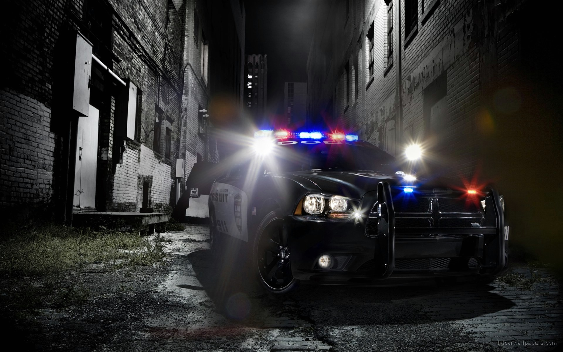 Res: 1920x1200, 2011 Dodge Charger Pursuit Wallpaper