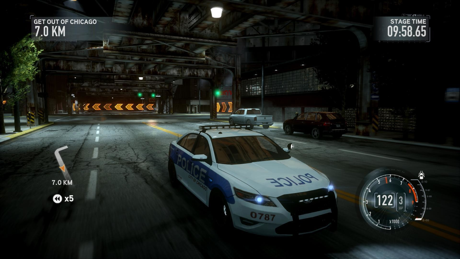 Res: 1920x1080, Driving My Ford Police Car. ;)