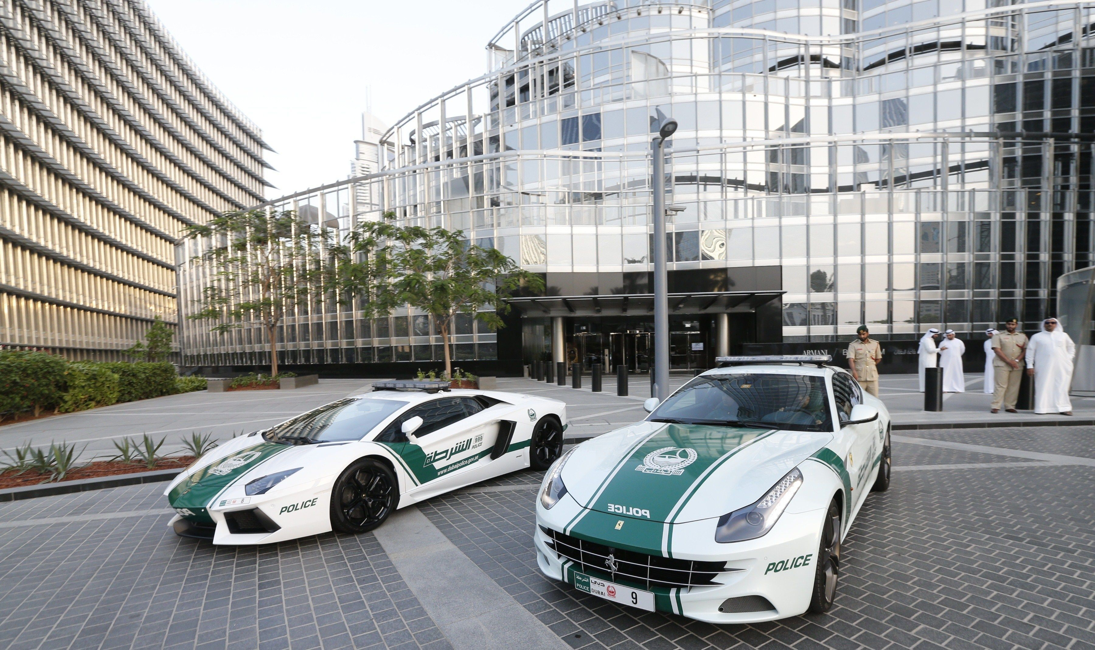 Res: 3600x2138, Dubai Police Cars HD Wallpapers