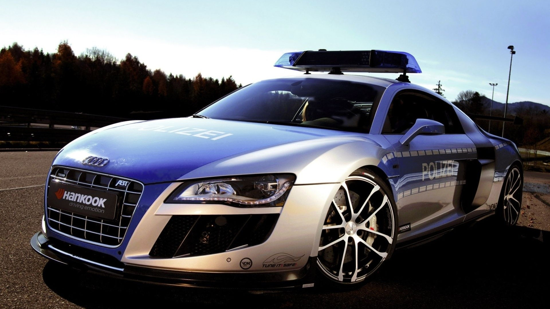 Res: 1920x1080, audi cop car modified sports car hd wallpaper