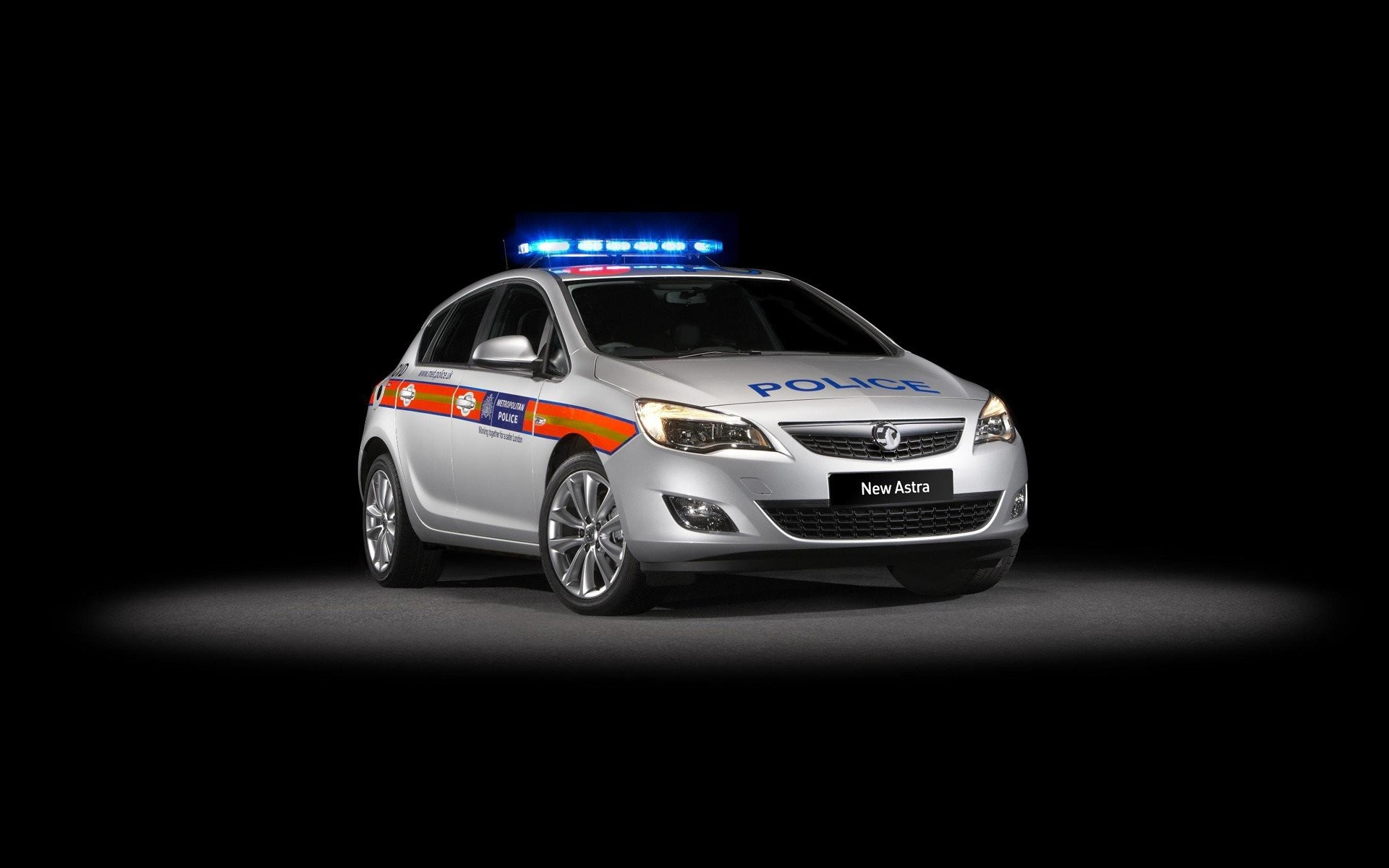 Res: 1920x1200, vauxhall astra police car 483588