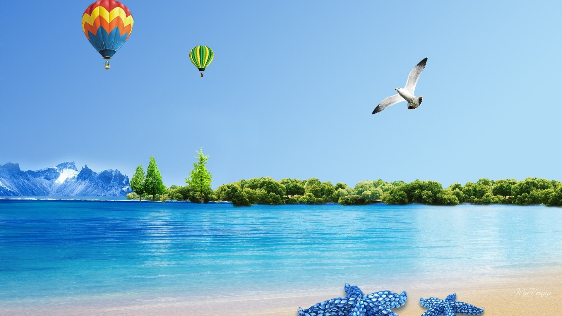 Res: 1920x1080, Gallery for - background summer wallpaper