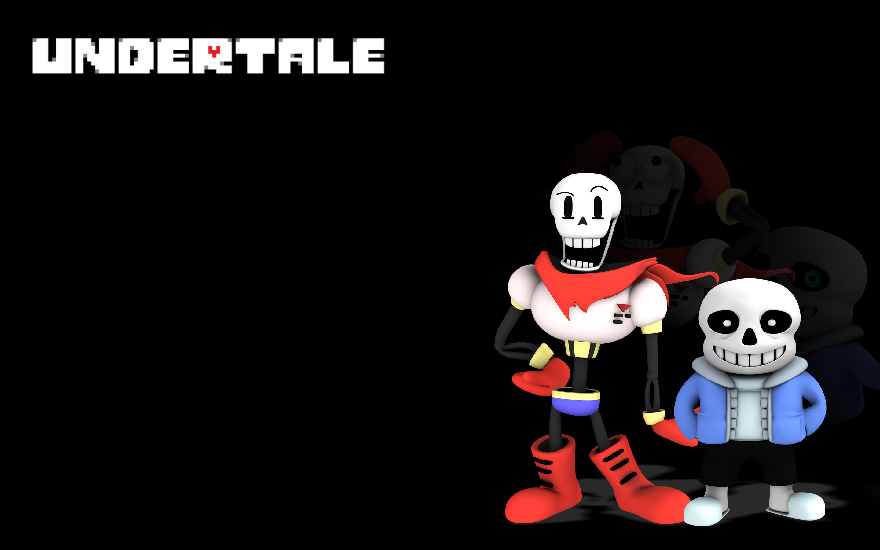 Res: 2880x1800, Papyrus Undertale · HD Wallpaper | Background Image ID:737429