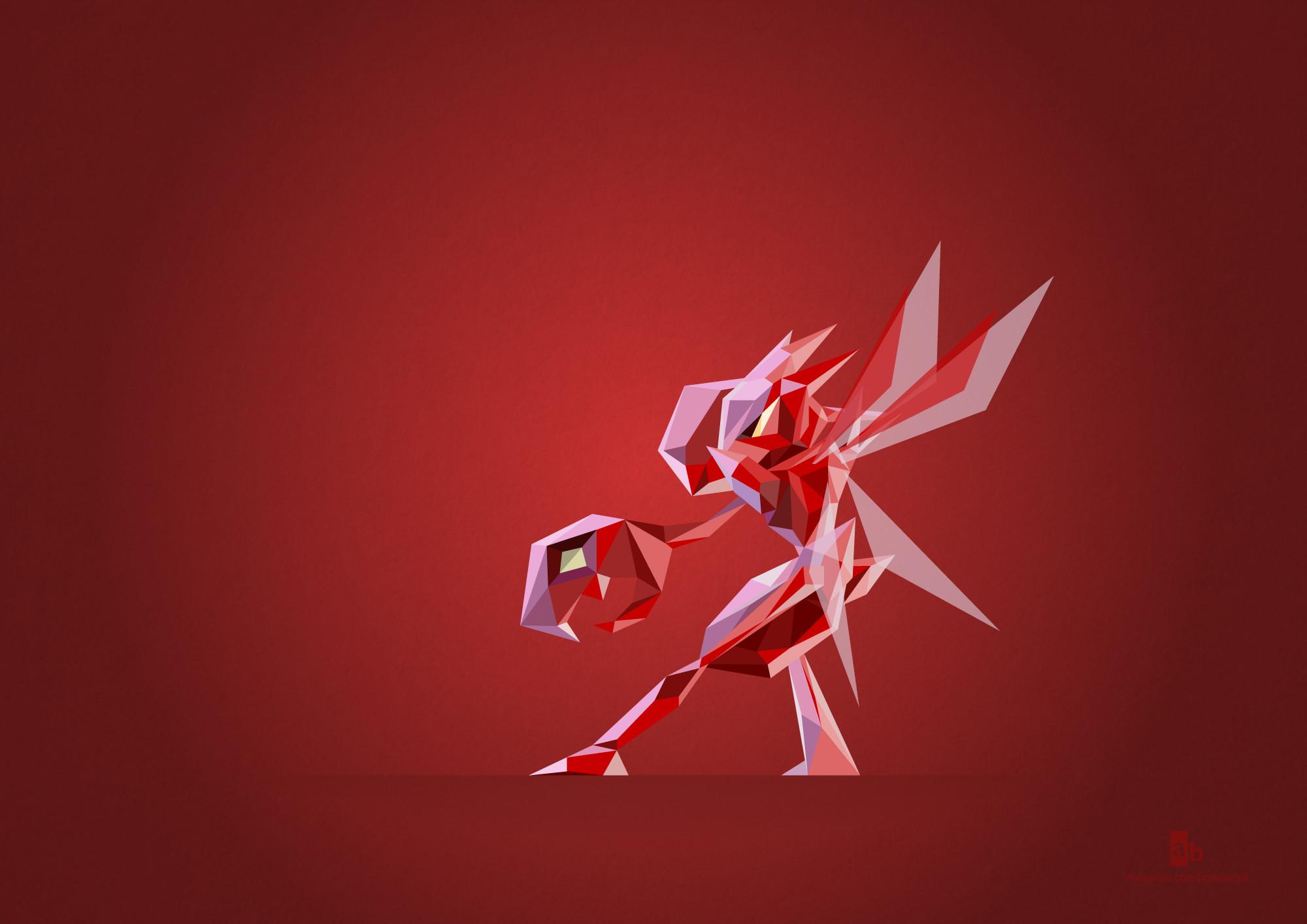 Res: 2000x1414, Polygon Pokemon (and more) - Album on Imgur