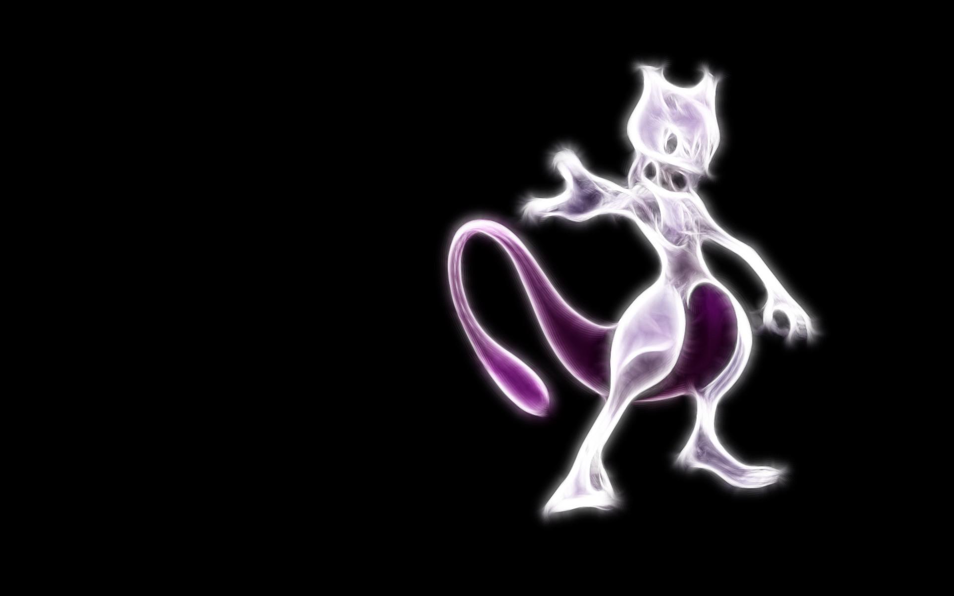 Res: 1920x1200, Computerspiele - Pokémon Mewtwo (Pokémon) Wallpaper