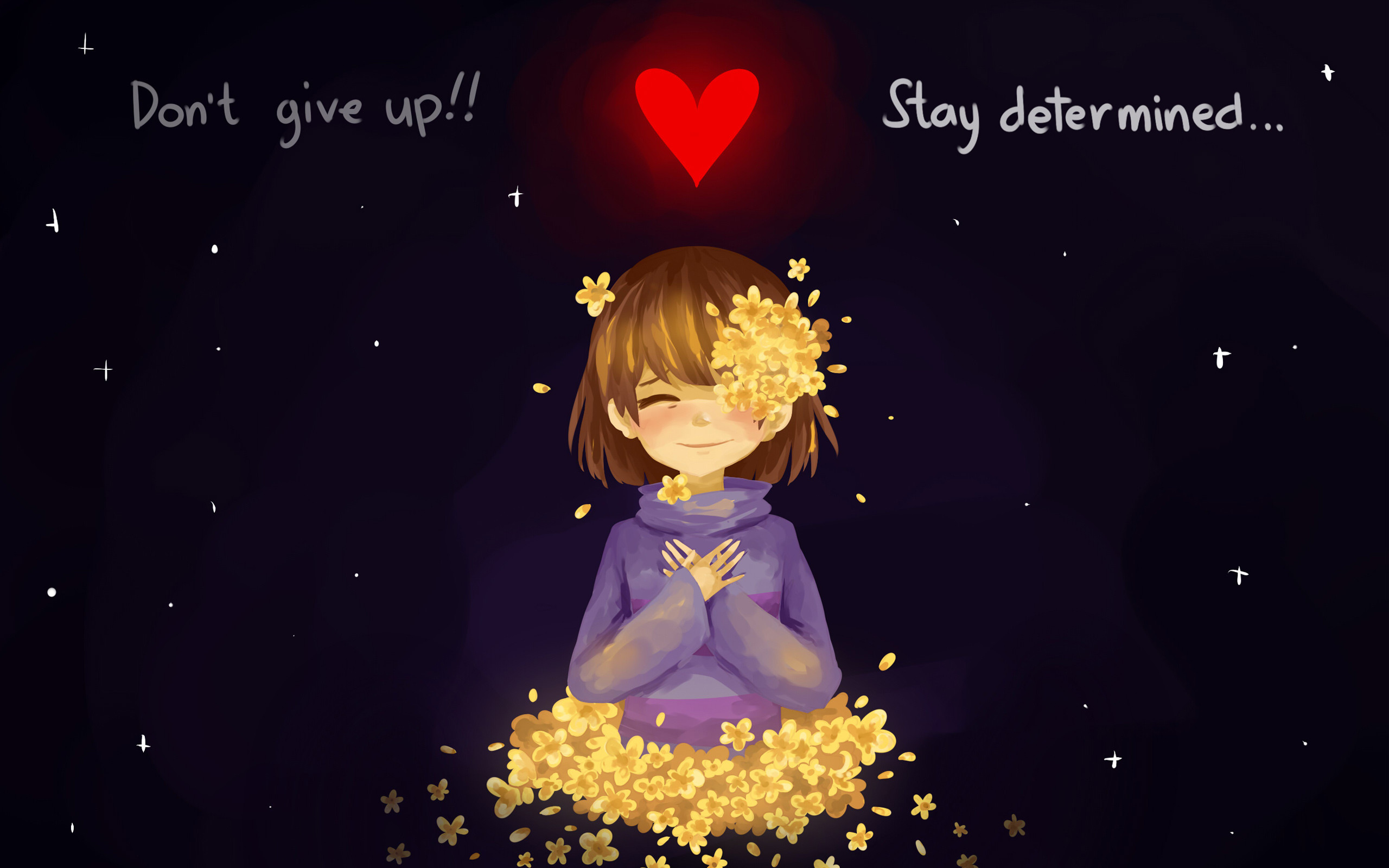 Res: 2560x1600, Undertale HD Wallpapers