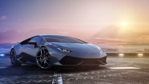 Black Lamborghini wallpapers