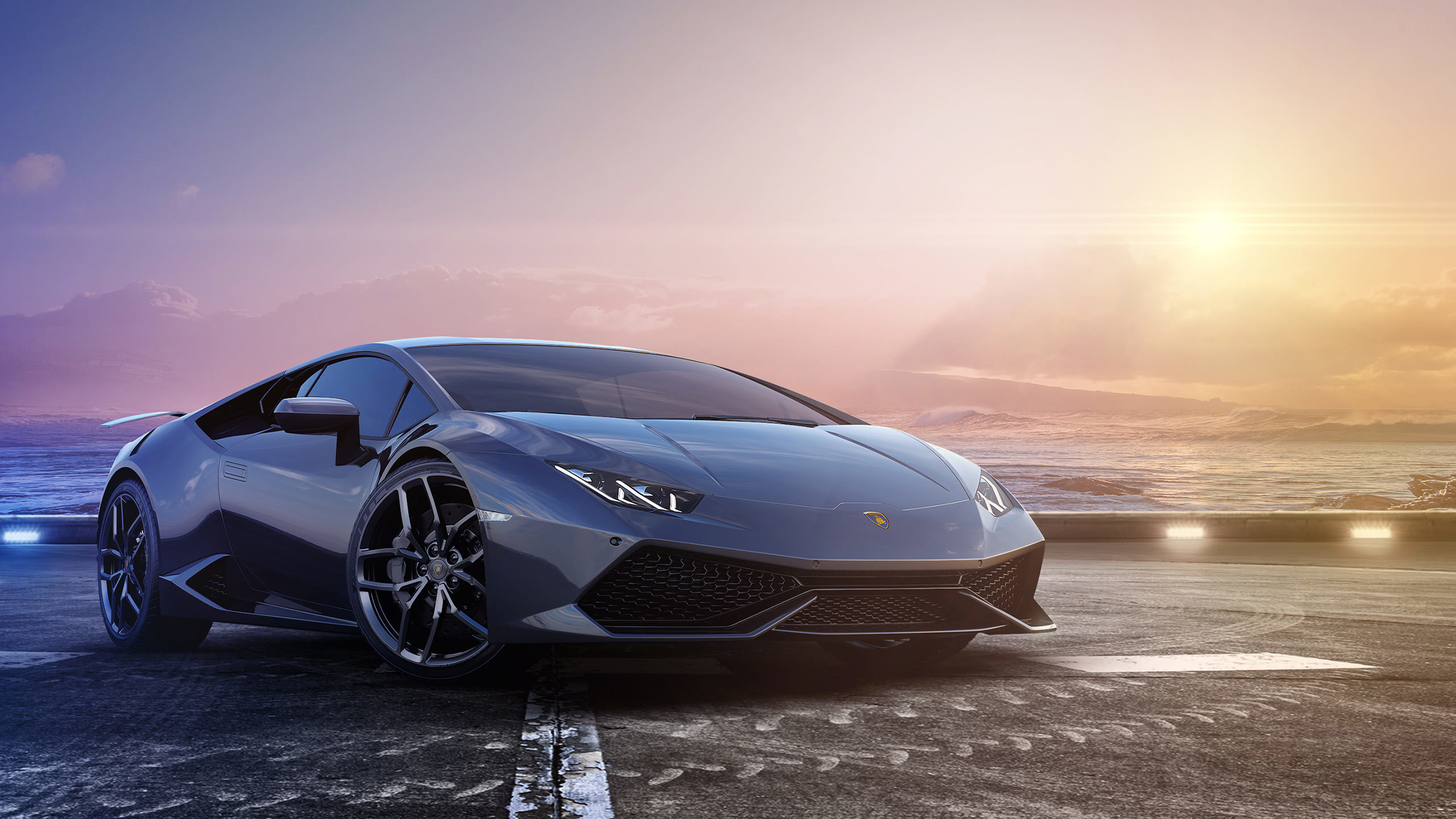 Res: 2560x1440, Lamborghini Wallpaper