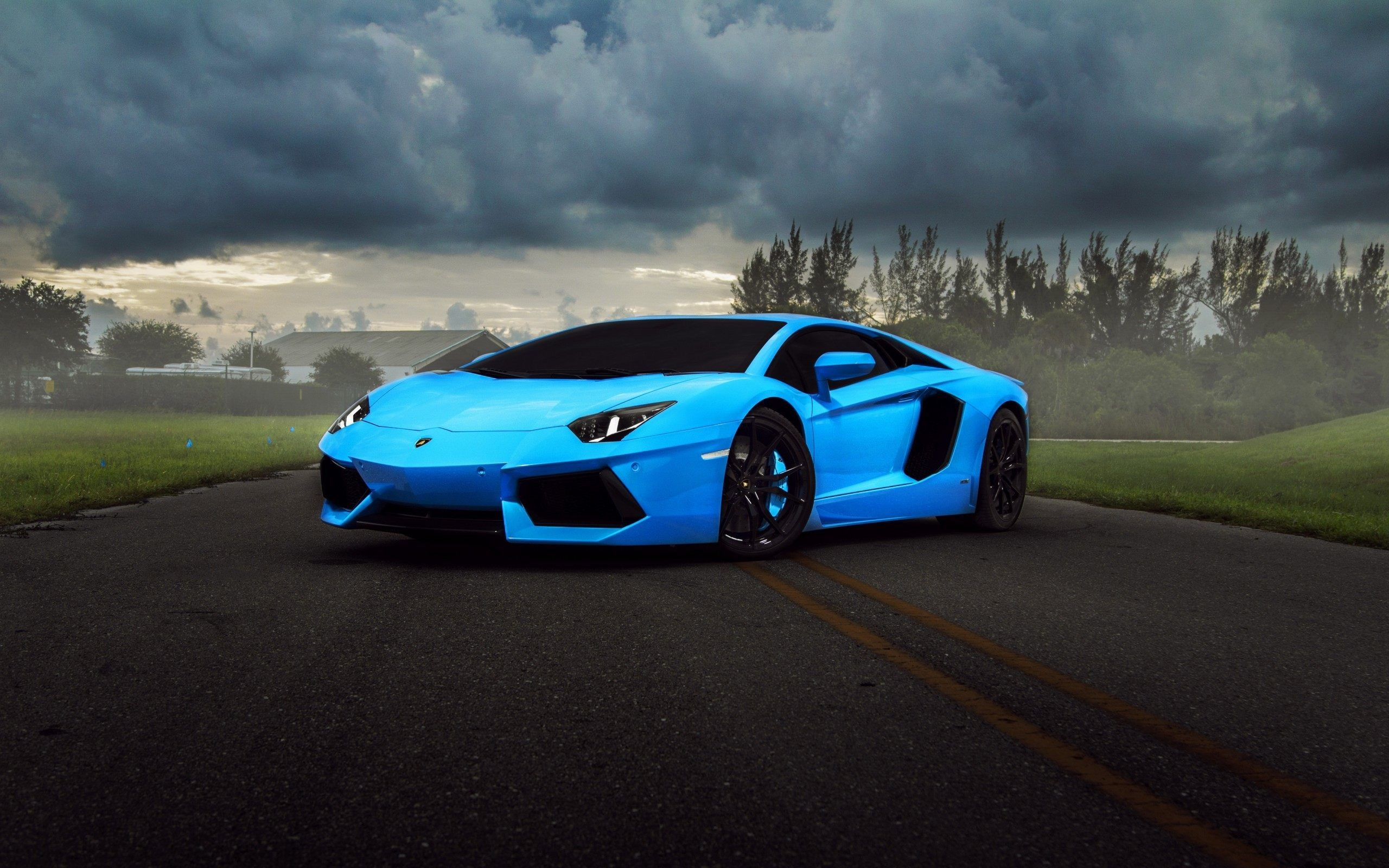 Res: 2560x1600, Blue Lamborghini Wallpapers Free Vehicles Wallpapers Pinterest Lamborghini Wallpaper And Hd Desktop