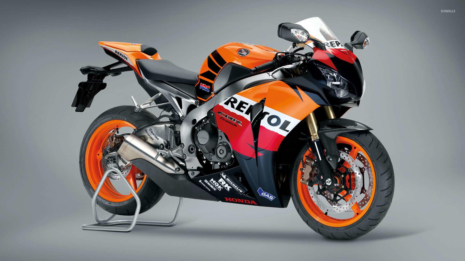 Res: 1920x1080, Honda CBR1000RR wallpaper