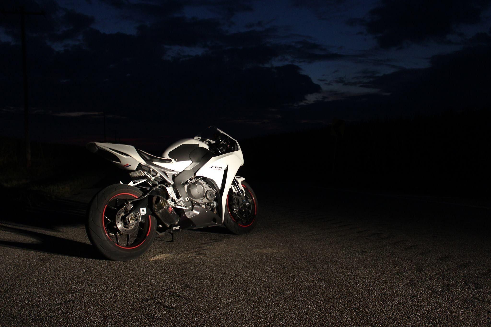 Res: 2048x1365, Black Honda CBR Wallpaper x px