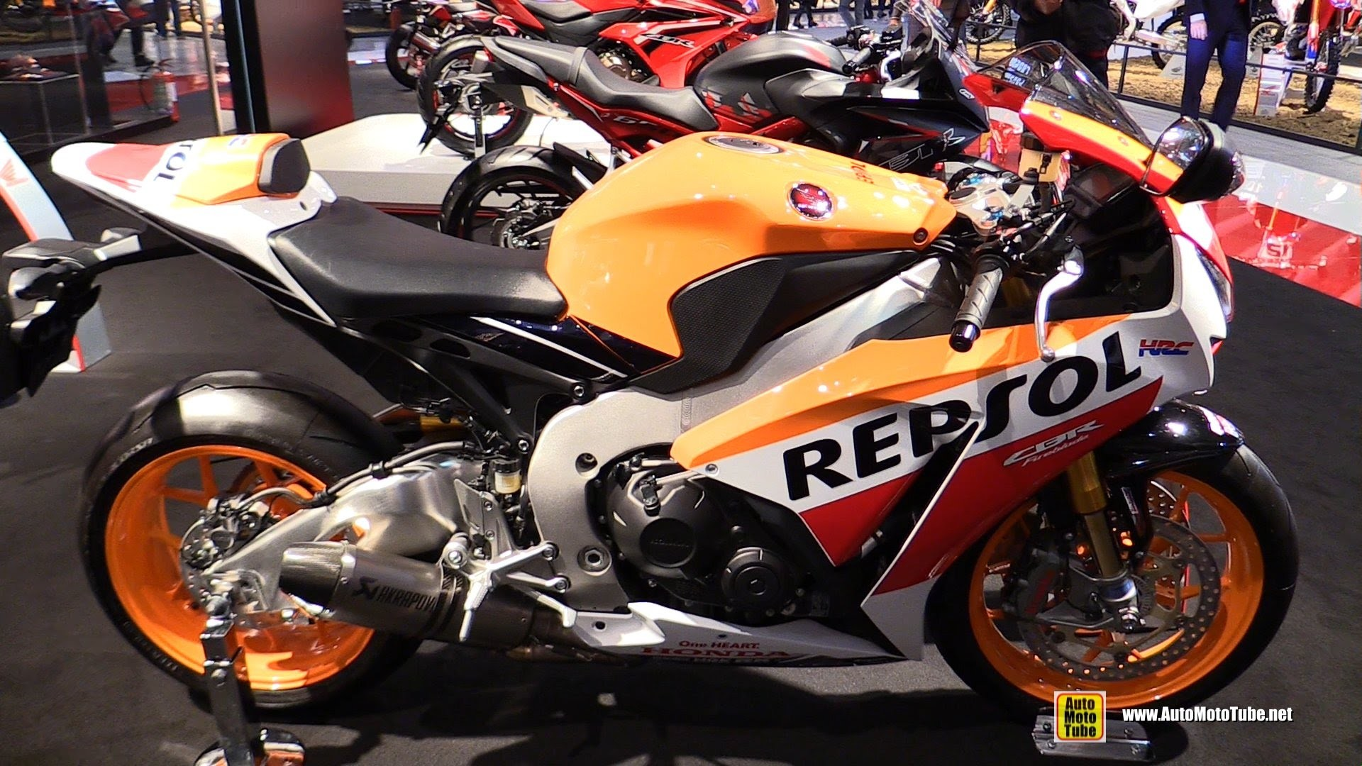 Res: 1920x1080, Honda Cbr1000rr Sp Fireblade Wallpapers Wide