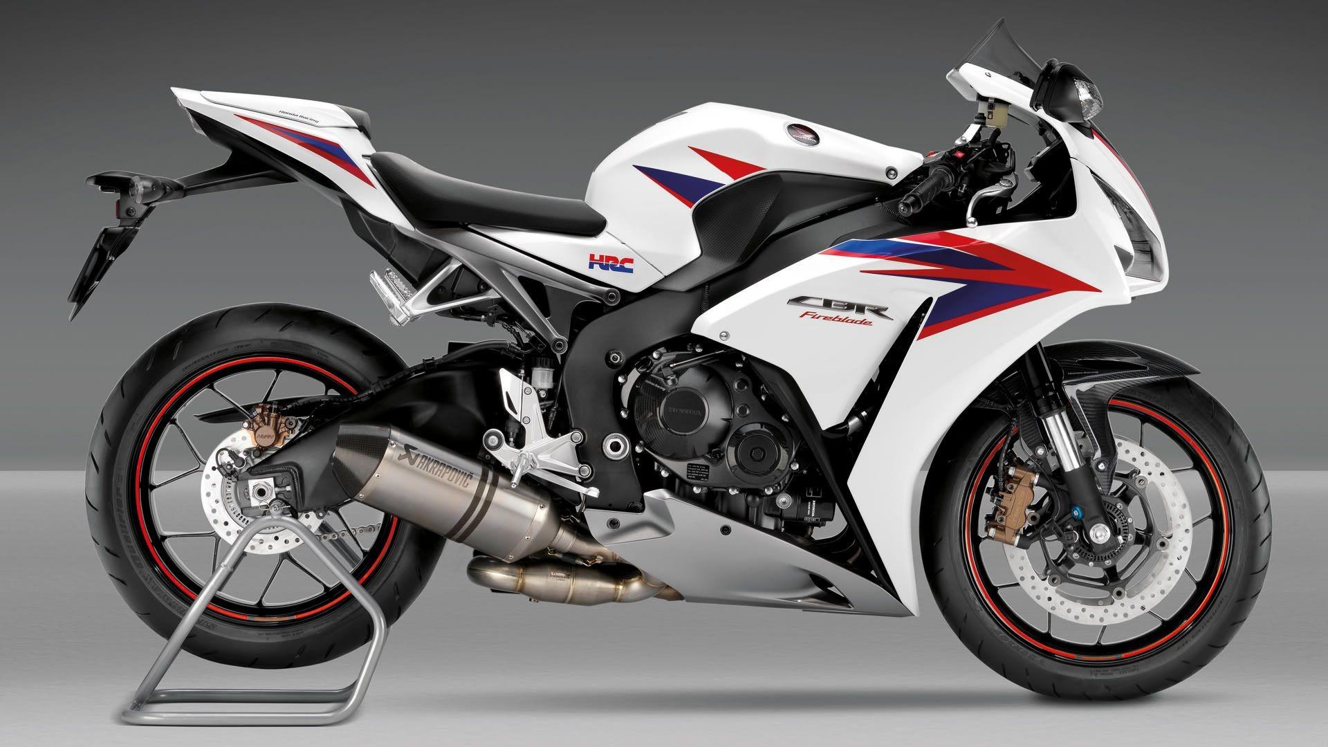 Res: 1920x1080, Honda CBR1000RR 2012 Akrapovic