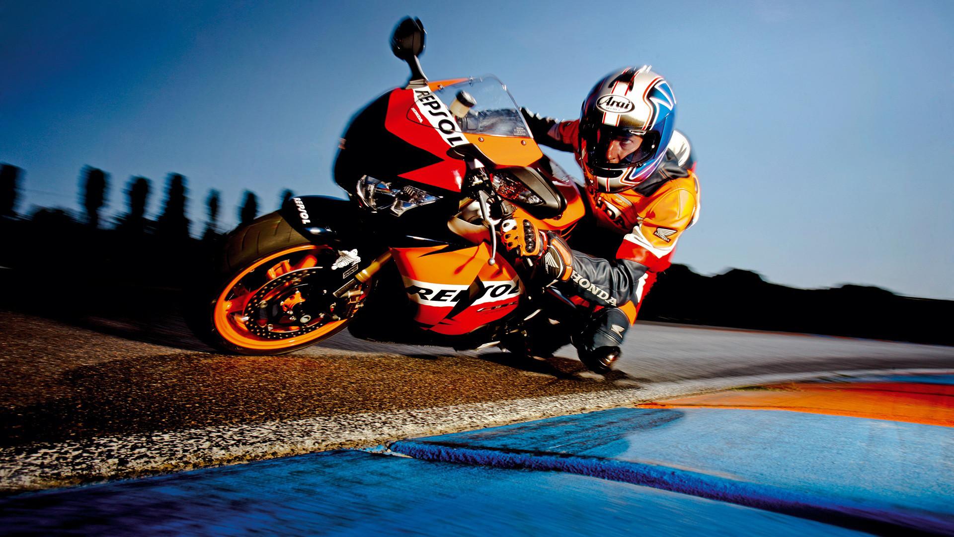 Res: 1920x1080, Honda CBR1000RR Fireblade Repsol 02 HD. Â«Â«