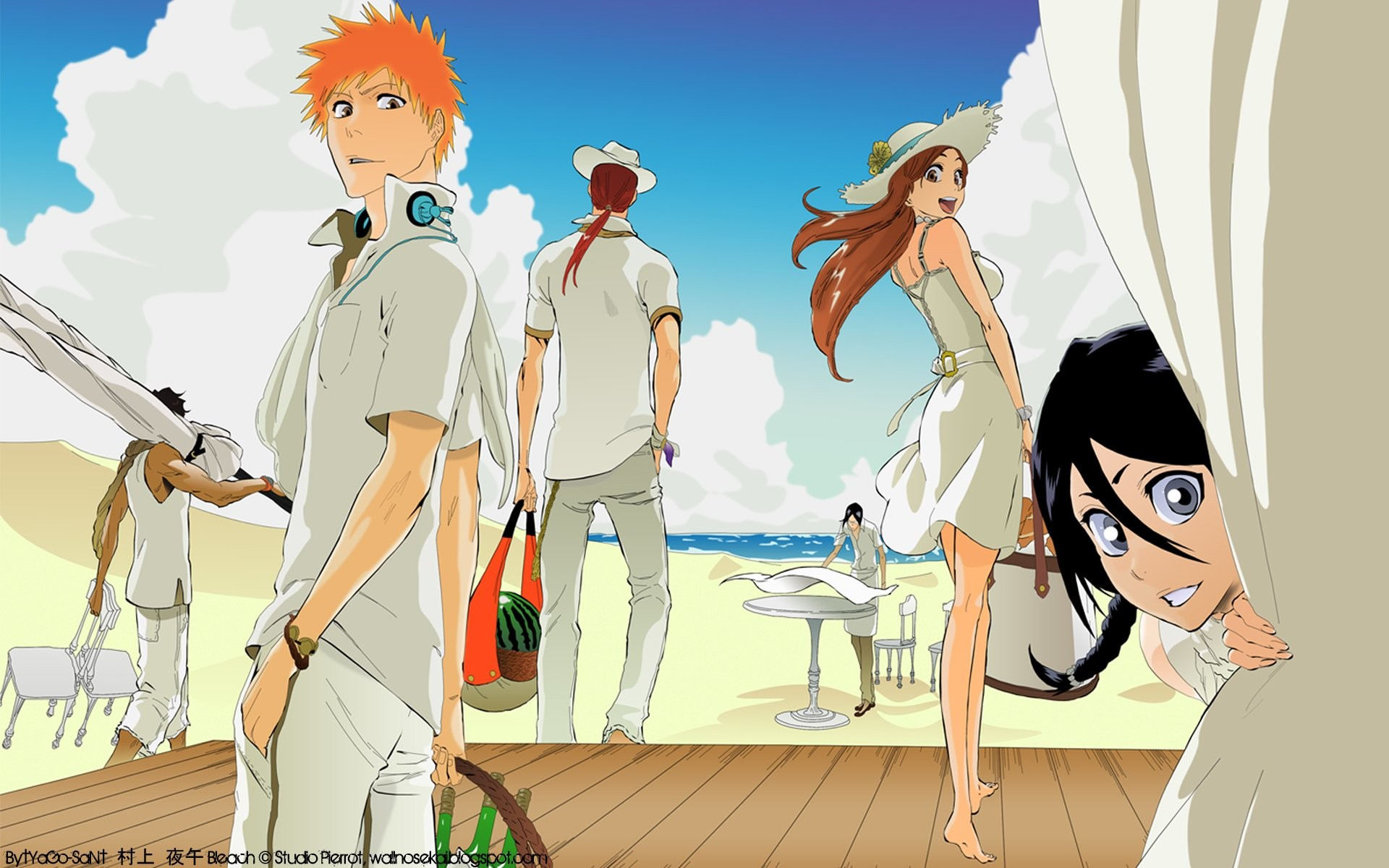 Res: 1920x1200, Bleach Orihime Inoue · HD Wallpaper | Background Image ID:219388