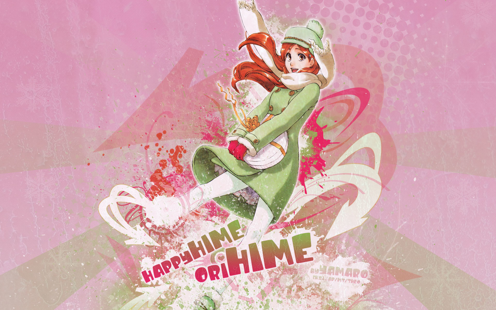 Res: 1920x1200, Bleach Forever images Orihime Inoue HD wallpaper and background photos