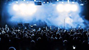 Concert Crowd wallpapers