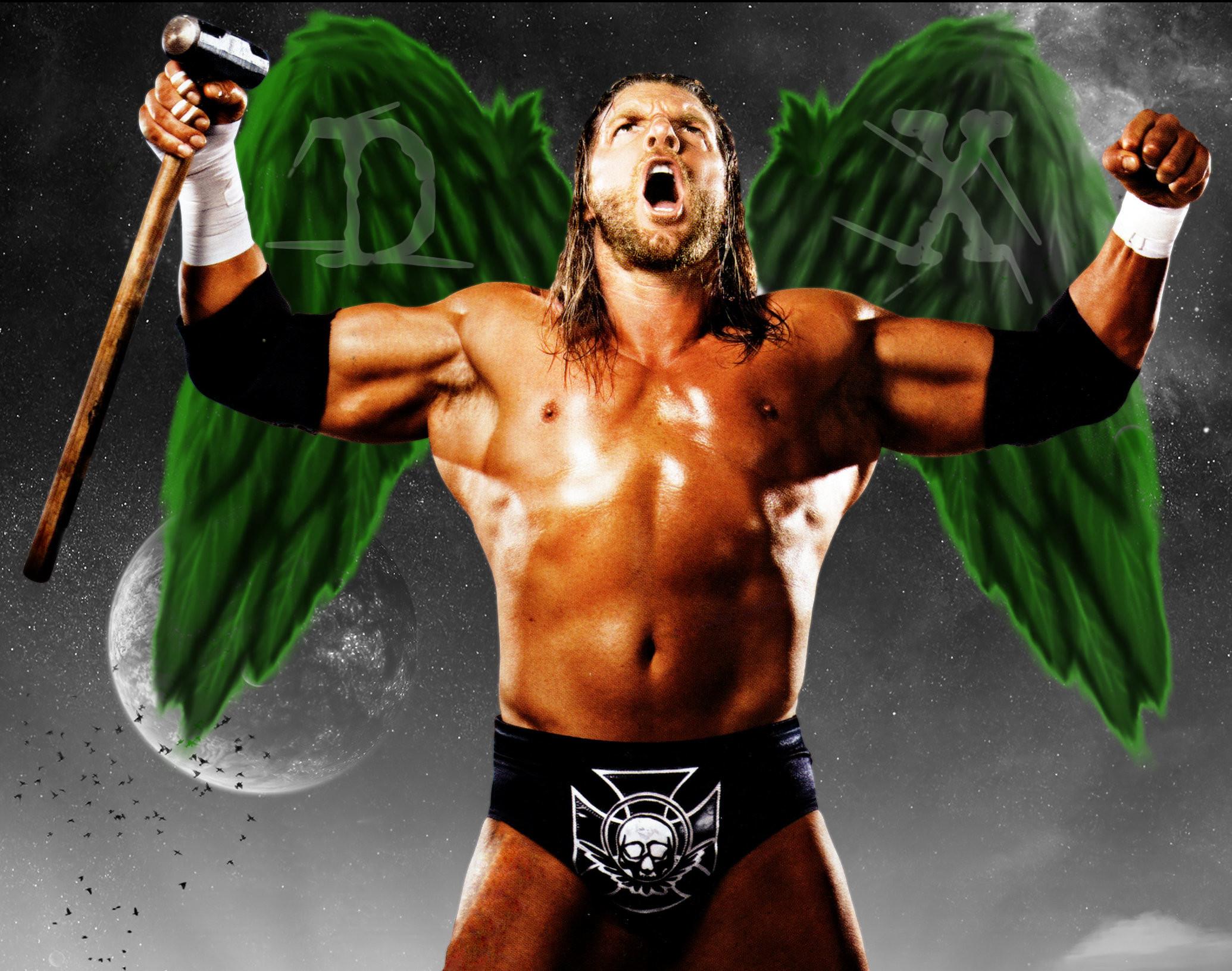 Res: 2070x1631, WWE Triple H DX Wallpaper by Marco8ynwa ...